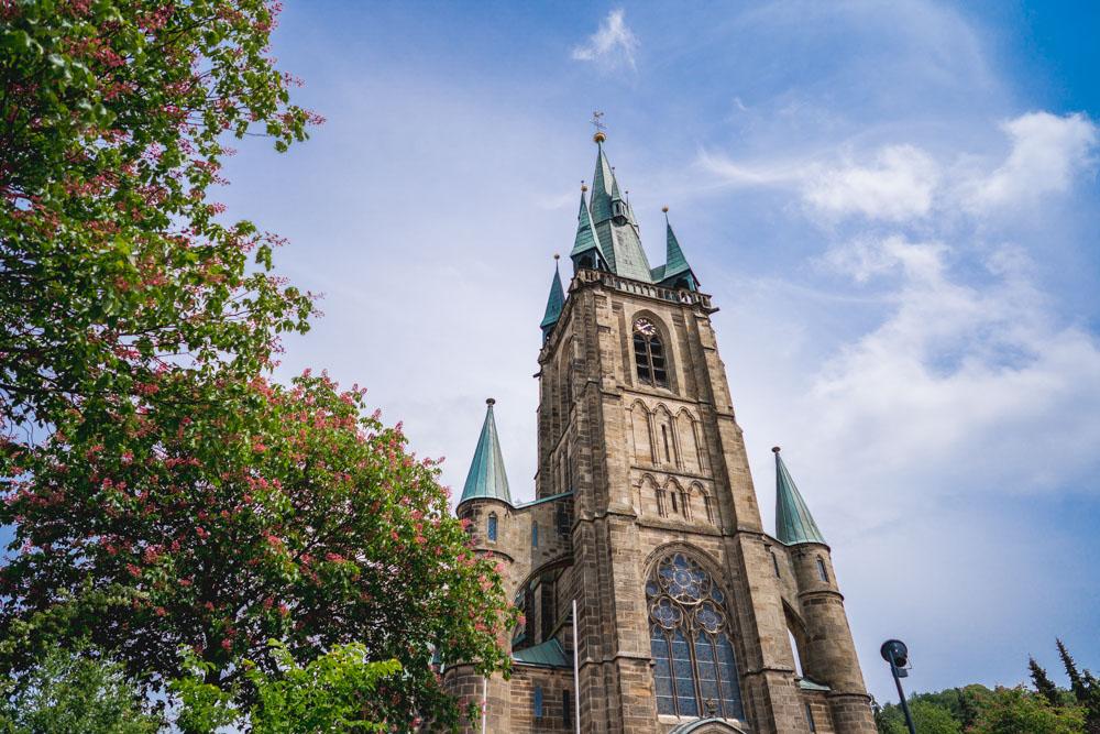 St. Bonifatius Kirche Fulda Horas