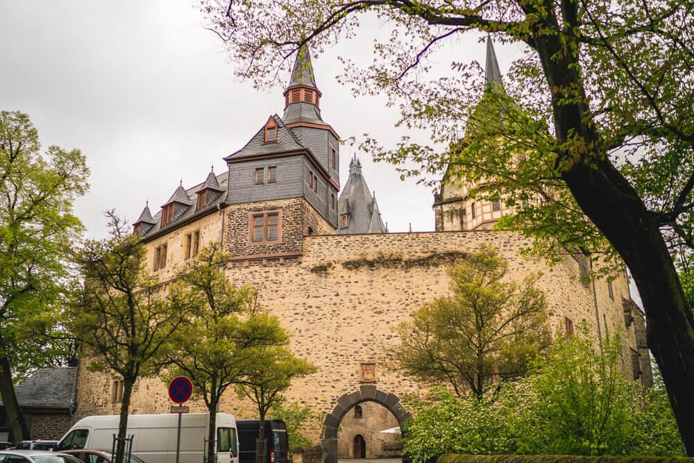 Hochzeit Schloss Romrod 001